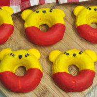 Winnie The Pooh Donut Recipe, Winnie The Pooh, Christopher Robin Movie, Disney's Christopher Robin