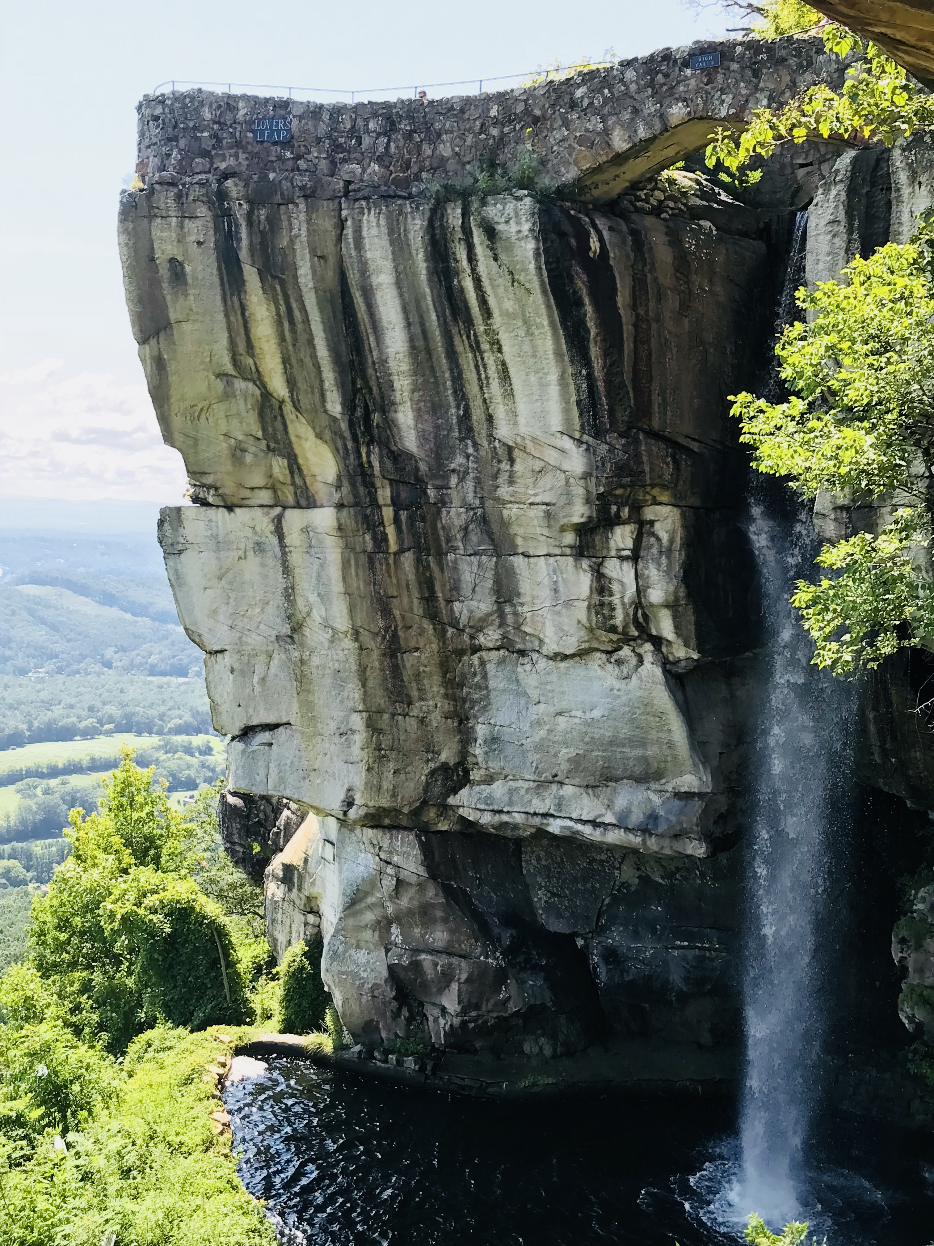 Rock City, Chattanooga, Lookout Mountain, Rock City Gardens