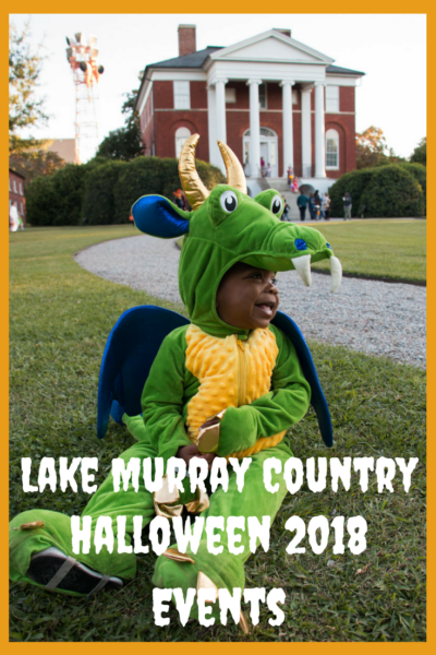 Celebrate fall fun in Lake Murray Country, South Carolina. From pumpkin patches to frightening fun, there is something for everyone. #LakeMurrayCountry #SouthCarolina #FamilyTravel
