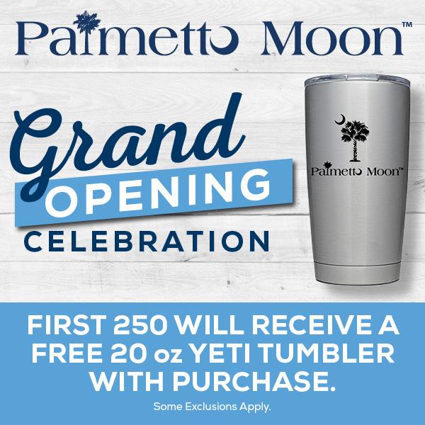 Palmetto Moon Perimeter Mall, Palmetto Moon Gran Opening Perimeter Mall