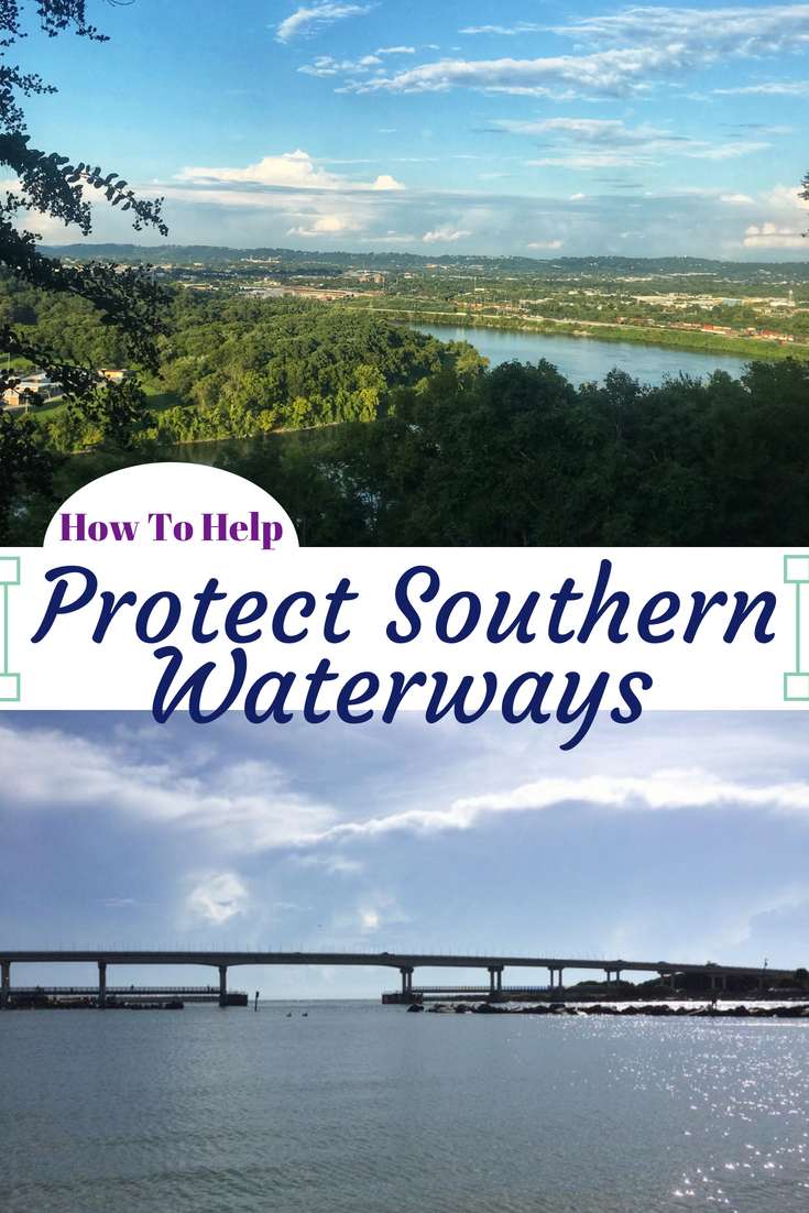 Our family loves the memories we've created around the water. It's a southern tradition for us. See why our clean water is at risk and how you can help protect it, so we can keep making memories in the future. #ProtectCleanWater #Sponsored