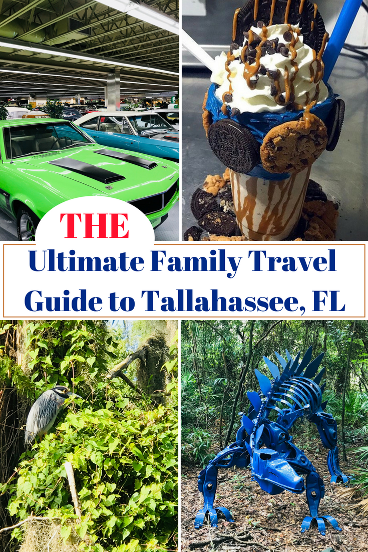 The ultimate guide to family-friendly activities in Florida's capital city. From outdoor adventures to museums and food, this is what you need to know. #FamilyTravel #Tallahassee #Florida #VisitFlorida #KidsTravel