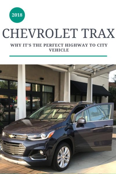 See why the Chevrolet Trax can easily take you from highway to city life without losing gas mileage, style and comfort. #ChevroletTrax #CarReview