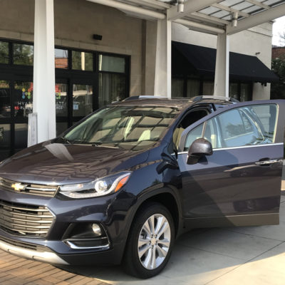 5 Reasons To Solo Road Trip In The 2018 Chevrolet Trax