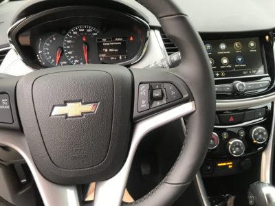2018 Chevrolet Trax, Chevrolet Trax
