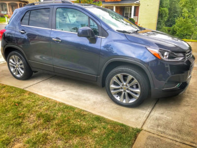 2018 Chevrolet Trax Review, 2018 Chevrolet Trax