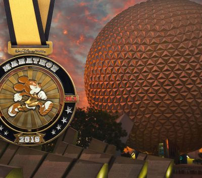 Reveal: The 2019 Run Disney Marathon Medals