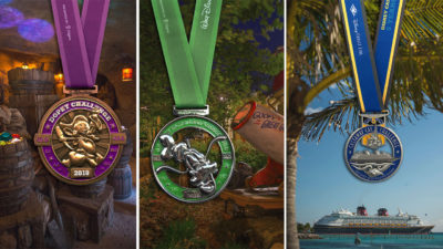 2019 Run Disney Marathon Medals, Run Disney Marathon Weekend 2019, 2019 Disney Marathon Medals