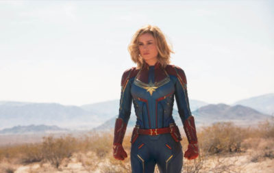 Captain Marvel Trailer, Captain Marvel Poster, Captain Marvel