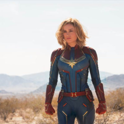 Watch: Marvel's Captain Marvel Trailer + Poster