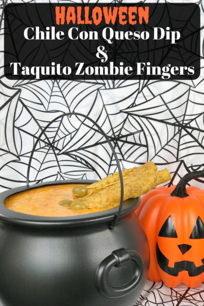 make this delicious halloween cheese dip as part of your party table its complete
