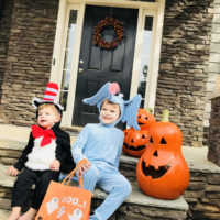 Halloween Kids Costumes: Dr. Seuss Character Costumes
