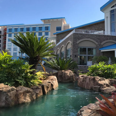 Loews Sapphire Falls Resort at Universal: Amenities For Families