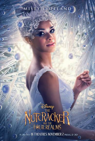 Nutcracker Character Posters