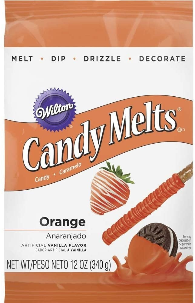 Orange Candy Melts