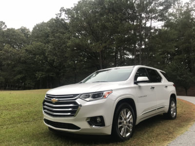2018 Chevrolet Traverse, Chevy Traverse Review, Chevrolet Traverse Review, Chevrolet SUV Review, Traverse SUV Review