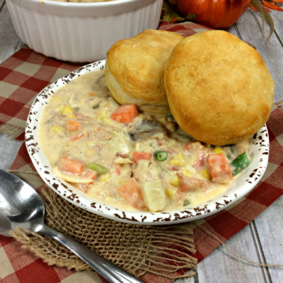 Easy Turkey Pot Pie: A Thanksgiving Leftovers Recipe + Video