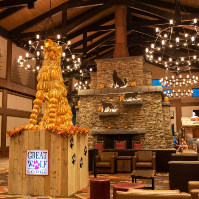 Howl-O-Ween at Great Wolf Lodge: Celebrate Halloween