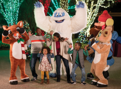 Christmas at SeaWorld Orlando 2018