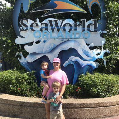 6 SeaWorld Orlando Toddler Attractions They'll Love