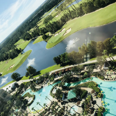 Best Hotel For Run Disney Races | Hilton Orlando Bonnet Creek