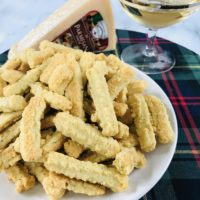 Parmesan Cheese Straws Recipe: Better Than Your Southern Mama's