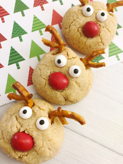 Peanut Butter Blossom Cookies, Christmas Cookies, Christmas Baking