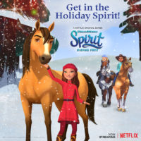 Spirit Riding Free Season 7: Available Now On Netflix