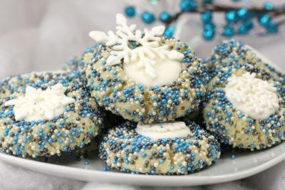 Frozen Cookies, Snowflake Cookies, Snowflake Christmas Cookies, Christmas Cookies, Frozen 2