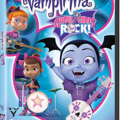 8 Vampirina Crafts To Celebrate 'Vampirina Ghoul Girls Rock'