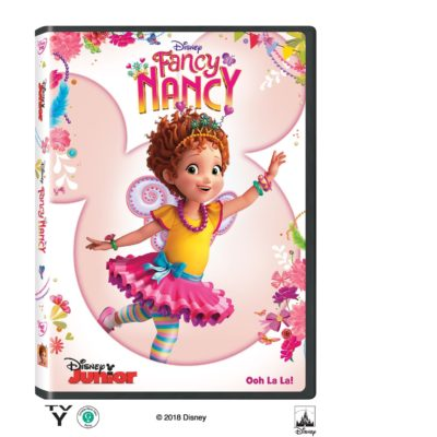 DIY Fancy Nancy Costume & Bring Home Volume 1 on DVD