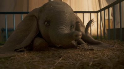 New Dumbo Trailer, New 2019 Dumbo Trailer, Dumbo 2019