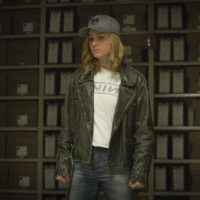 New Poster and Full Trailer For Captain Marvel
