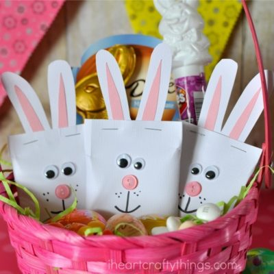 Easter Bunny Craft, Kid's Easter Bunny Craft, Easter Bunny Craft Idea, Kid's Easter Bunny Craft Ideas, Easter Bunny Crafts