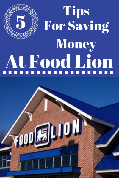 The best tips to saving money at Food Lion stores! #AD #FLEasyToSave