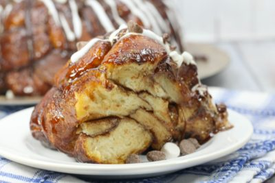 Hot Cocoa Monkey Bread, Monkey Bread Recipe, Easy Monkey Bread, Brunch, Breakfast