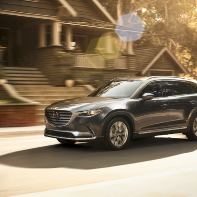 2019 Mazda CX-9 Review: Added Tech and Updated Safety Features