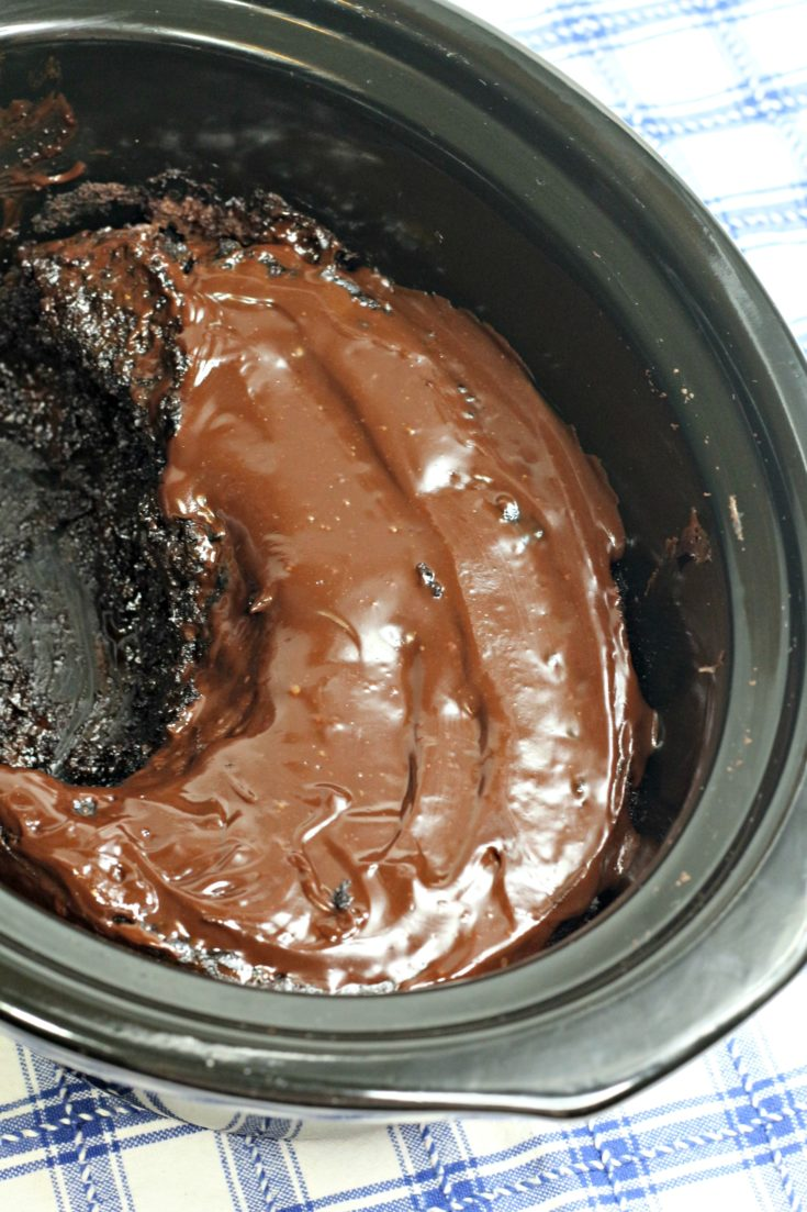 Crockpot Chocolate Protein Cake: Skinny Dessert Without Guilt