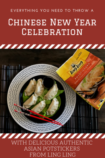 #AD How to celebrate the Chinese New Year with an authentic asian dinner planned! #LingLingAsian #LL #IC