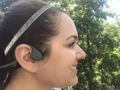 AFTERSHOKZ: TREKZ AIR, Open Ear Headphones, Headphones For Runners