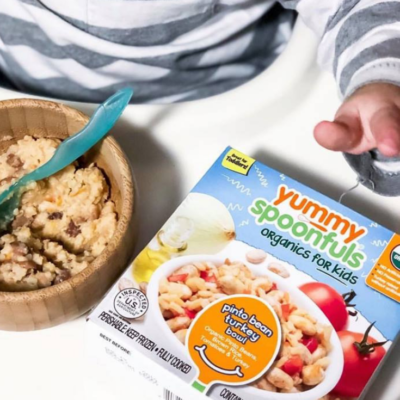 Yummy Spoonfuls: High Quality & Healthy Meals For Toddlers