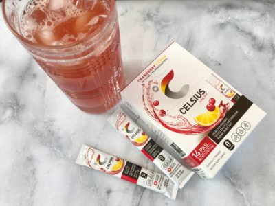 Celsius energy drink, essential fitness gear, new year fitness gear