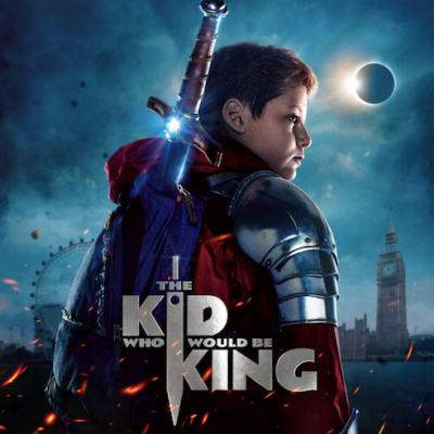 The Kid Who Would Be King Atlanta Screening + Medieval Times