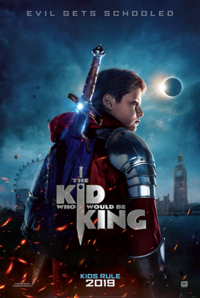 The Kid Who Would Be King Atlanta Screening, Medieval Times Giveaway, Medieval Times
