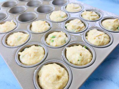 Moist Cornbread Muffins, Homemade Cornbread Muffins, Mini Cornbread Muffins, Jalepeno Cheddar Cornbread Muffins