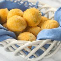 Moist Cornbread Muffins With Jalapeño: One Bowl Recipe