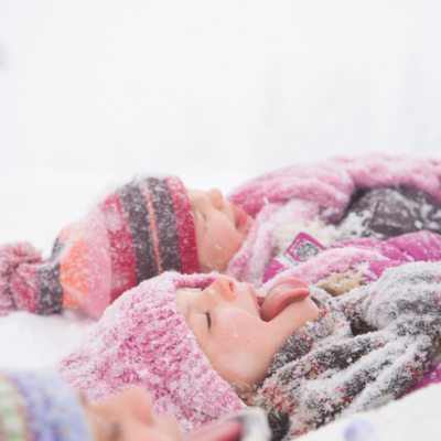 25 Snow Day Kids Activities: For A Day Off Of School