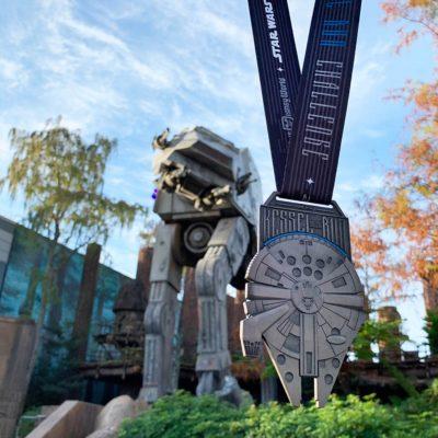 Run Disney 2019 Star Wars Medals: 5k, 10k, Half & Challenge Medals