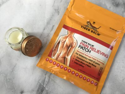 Essential Fitness Gear, Fitness Gear For New Year, Tiger Balm, Recovery, Sports Recovery