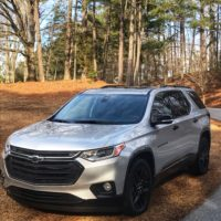 Cargo Space, Third Row Seating & Tech: 2019 Chevrolet Traverse Review